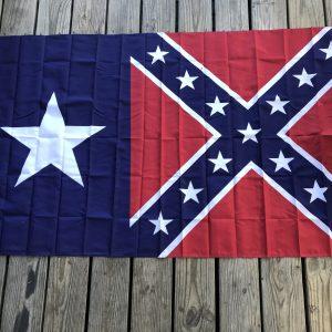 Texas Rebel Flag
