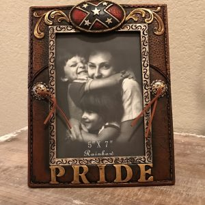 Rebel Pride Picture Frame
