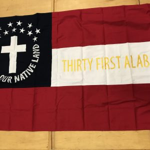 31st Alabama Infantry Regiment Cotton Flag