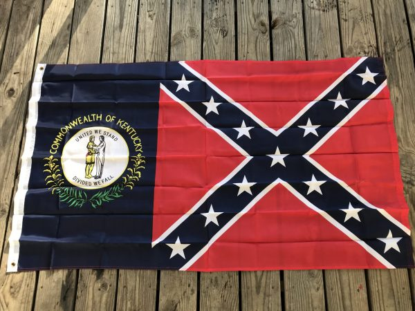 Kentucky Rebel Flag