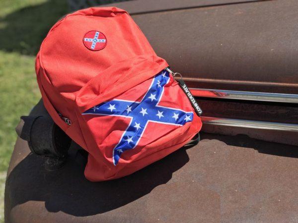 Rebel Flag Backpack