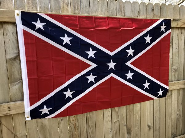 Confederate Flags by The Dozen