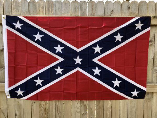 Confederate Battle Flag 4 x 6