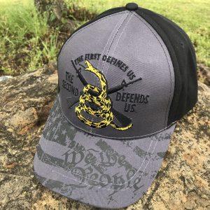 Gadsden We The People Hat