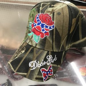 Dixie Girl Rebel Cap