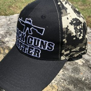 Black Guns Matter Hat