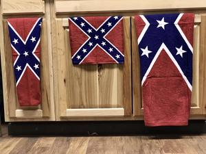 Rebel Towel Sets Rebel Nation