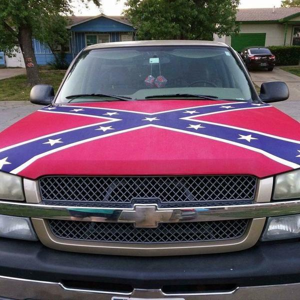 Confederate Flag Auto Accessories
