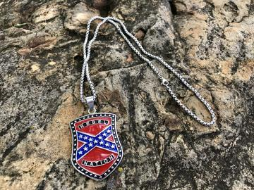 Confederate Flag Jewelry