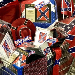 In Stock Rebel Flag Merchandise