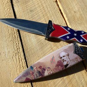 Robert E Lee Boot knife
