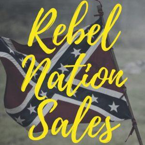 Rebel Nation Sales